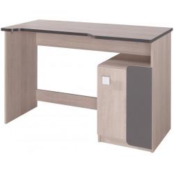DUO D6 pracovní stůl santana/popel