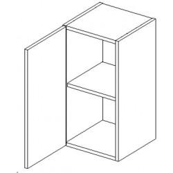 D30 d. skříňka CORAL bílá levá