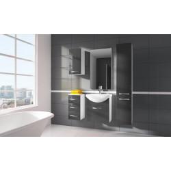 Koupelnová sestava CORAL antracit