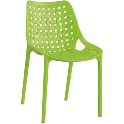 *Jídelní židle TERY zelená