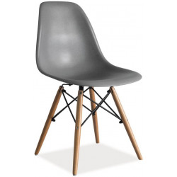 **Jídelní židle ENZO šedá