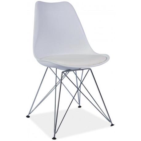 **Jídelní židle TIM bílá