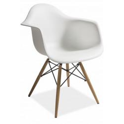 Jídelní židle MONDI bílá