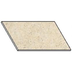 Kuchyňská pracovní deska 20 cm písek