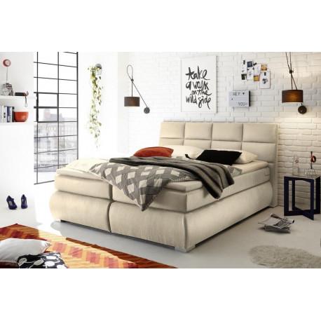 **Postel s matrací a ÚP KOSALI 180x200cm (PUR - A03)