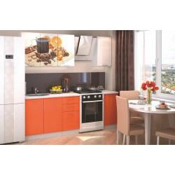 Kuchyně VALERIA ART 160 Orange