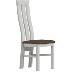 Čalouněná židle PARIS jasan bílý/Victoria 36
