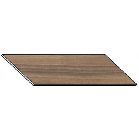 Kuchyňská pracovní deska 260 cm ořech ontario
