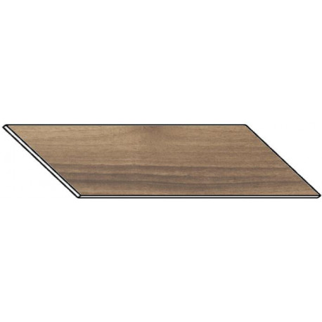 Kuchyňská pracovní deska 240 cm ořech ontario