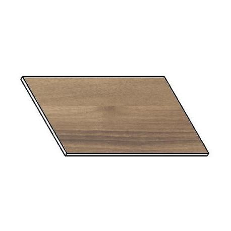 Kuchyňská pracovní deska 90 cm ořech ontario