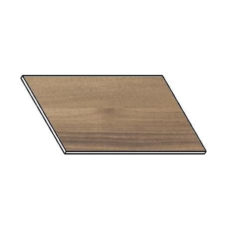 Kuchyňská pracovní deska 80 cm ořech ontario