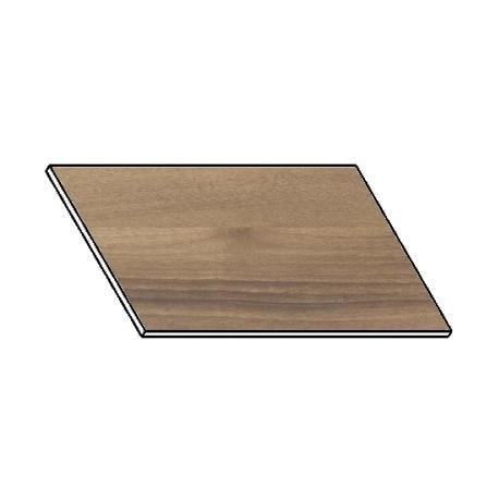 Kuchyňská pracovní deska 50 cm ořech ontario