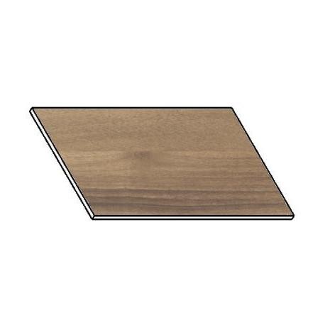 Kuchyňská pracovní deska 20 cm ořech ontario