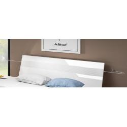 LED osvětlení k posteli ALABASTER