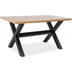 **Jídelní stůl XAVIERO 150x90