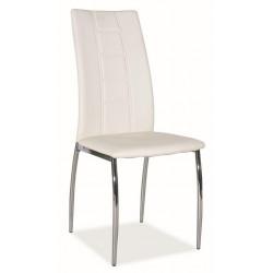 Jídelní čalouněná židle H-880 bílá