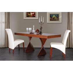 Jídelní stůl FREDO/140x80+40cm/ - S181-140
