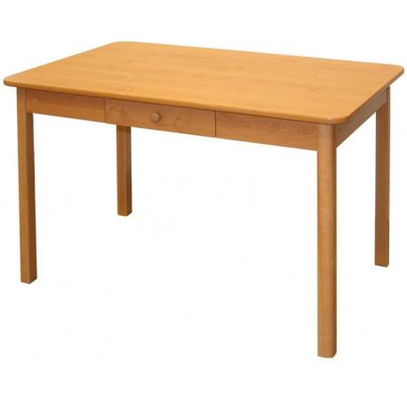 Jídelní stůl 70x110.(šuplík) MILOŠ - S02