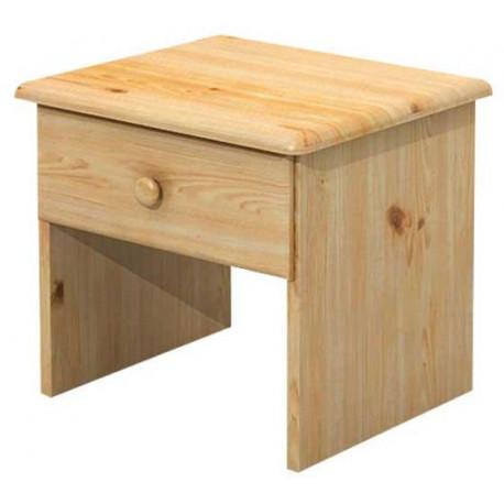 Noční stolek se zásuvkou - MV002