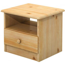 Noční stolek se zásuvkou - MV003