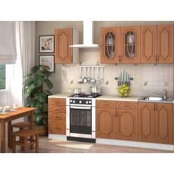 Kuchyně ANASTASIA 200 bk/ořech