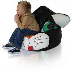 Dětský sedací vak Kočička