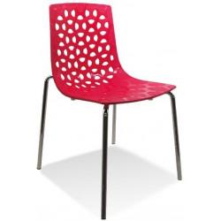Židle chromovaná VACA