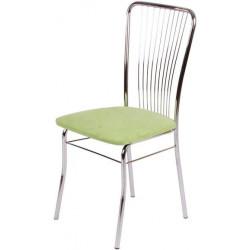 Židle chromovaná LAURA