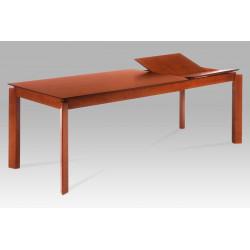 Jídelní stůl rozkl. 150+70x90 cm, barva třešeň