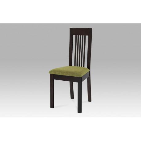 Jídelní židle BEZ SEDÁKU, wenge