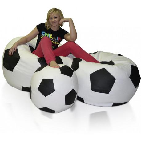 Sedací vak Fotbalový Míč XXXL sestava B