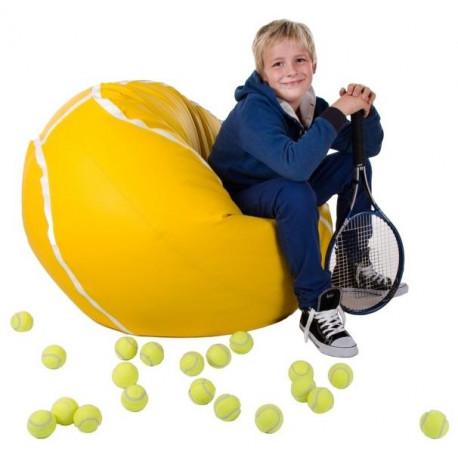 Sedací vak Tenis Míč XXL